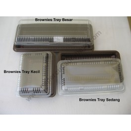Tempat brownies (brownies tray)